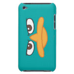 Cara del agente P iPod Touch Case-Mate Carcasas