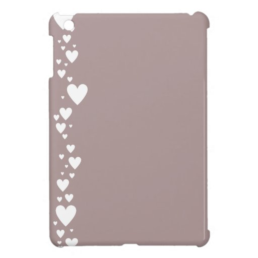 Cara del corazón III iPad Mini Carcasas