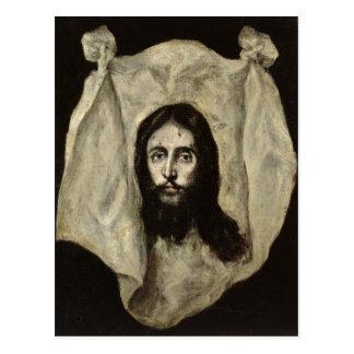 Cara del Cristo Postales