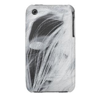 Cara del cromo funda para iPhone 3 de Case-Mate