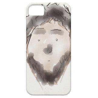 cara del fuz iPhone 5 carcasas