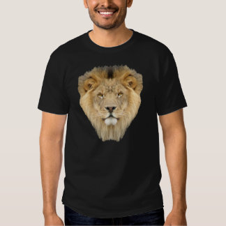 Cara del león playera