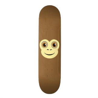 Cara del mono monopatin personalizado