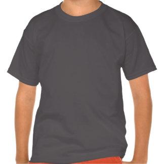 Cara del monstruo de la galleta camisetas
