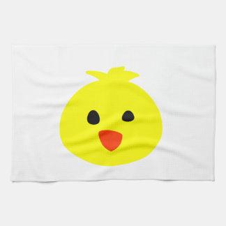 Cara del polluelo de Pascua
