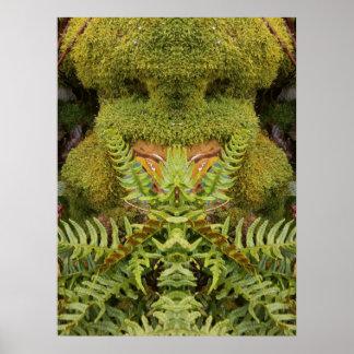 Cara del poster de Orville del ` de la naturaleza