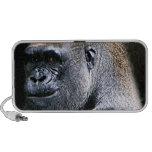 Cara del primer del gorila de la tierra baja del G Altavoces