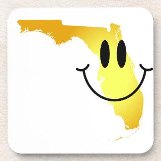 Cara del smiley de la Florida Posavaso