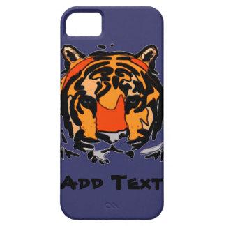 Cara del tigre iPhone 5 Case-Mate carcasas
