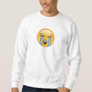 Cara en alta voz gritadora Emoji Jersey