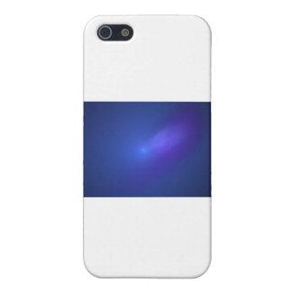 Cara en universo iPhone 5 carcasa