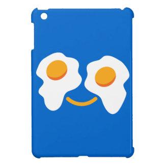 Cara feliz del huevo