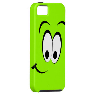 Cara feliz linda iPhone 5 Case-Mate carcasa