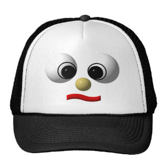 cara Googly-observada #1 Gorro De Camionero