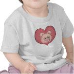 Cara guarra (temporeros) camisetas
