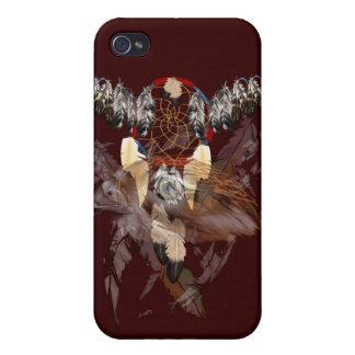 Cara ideal del colector y del halcón iPhone 4 funda
