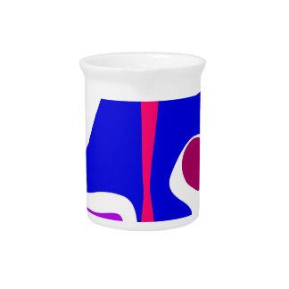 Cara inocente jarras para bebida