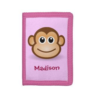 Cara linda del mono