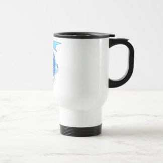 Cara mareada del smiley del dibujo animado del vie tazas de café