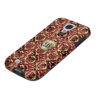 Cara Monogram Baroque Galaxy S4 Case