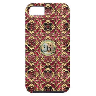 Cara Monogram Baroque iPhone SE/5/5s Case