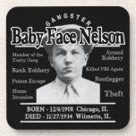 Cara Nelson del bebé del gángster Posavaso