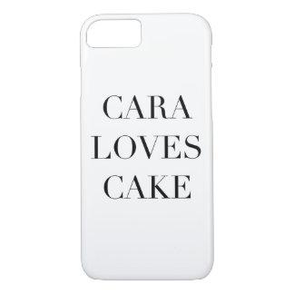 Cara phone I phone 6/6S iPhone 7 Case