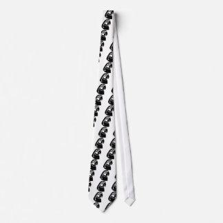 Cara principal del loro corbatas personalizadas