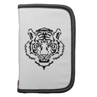 Cara principal del tigre organizadores