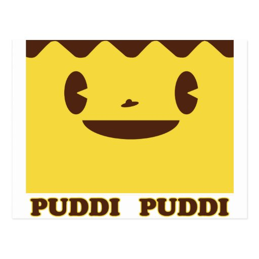 Cara PUDDI de PUDDI Postales