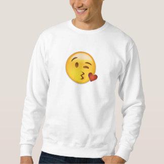 Cara que lanza un beso Emoji Jersey