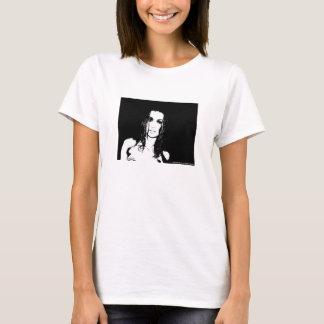 Cara Shea Logo Girlie Cami T-Shirt