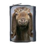 Cara sonriente de la cabra