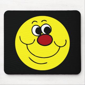 Cara sonriente egoísta Grumpey