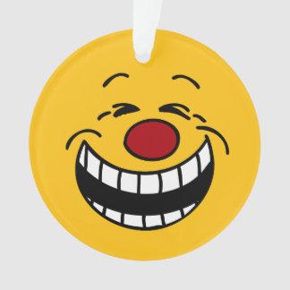 Cara sonriente mandona Grumpey