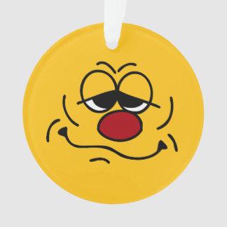 Cara sonriente tonta Grumpey