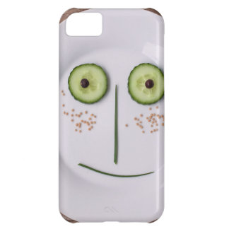 Cara vegetal funda para iPhone 5C