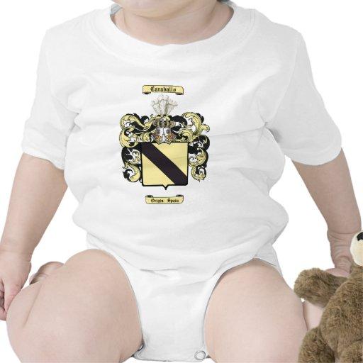 caraballo traje de bebé