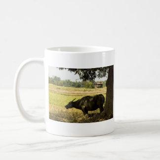 Carabao Under a Tree (2) Mug
