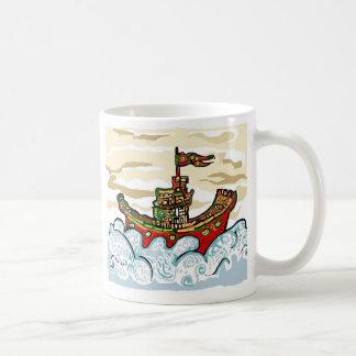 Carabela Precolombina Coffee Mug