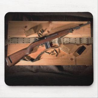 Carabina M1 Tapetes De Ratones