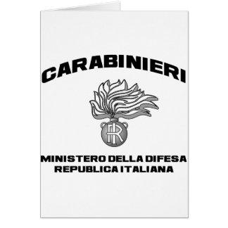 CARABINIERI CARD