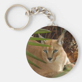 Caracal Lynx Keychain