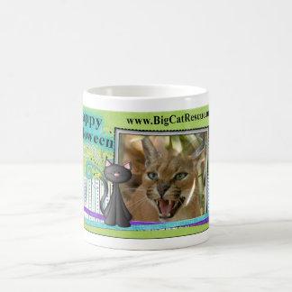 Caracal Lynx Coffee Mugs