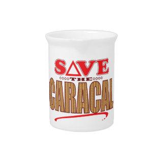 Caracal Save Pitcher