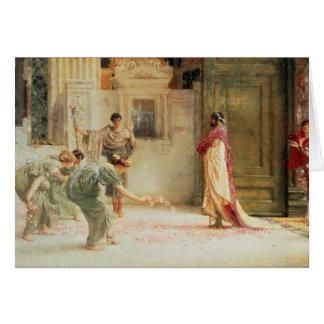 Caracalla: AD 211, 1902 (oil on canvas) Card