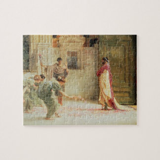 Caracalla: AD 211, 1902 (oil on canvas) Puzzles