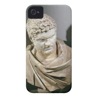 Caracalla el mármol romano cuirassed el busto AN Case-Mate iPhone 4 Cobertura
