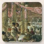 Caracalla y Geta, 1907 (aceite en lona) Posavaso