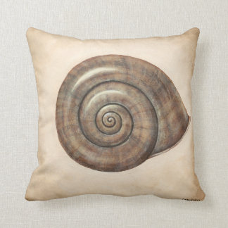 Caracol and Stone Pillow